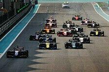 Formel 2, Formel 3: Ist der neue Weg in die Formel 1 zu teuer?