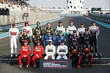 Formel 1, Fahrer Teams 2021: So sieht das Feld aus