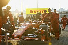 Ferrari sackt in letzten Formel-1-Rennen 2019 ab: Warum?