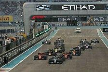 Formel 1 Abu Dhabi 2020 live: TV-Programm RTL, Sky - Zeitplan