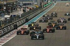Formel 1 Abu Dhabi 2019: Fahrernoten - hier bewerten!