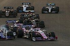 Formel 1, Gasly wettert nach Stroll-Crash: Es widert mich an!