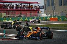 Formel 1: Sainz holt WM-Platz 6 in dramatischer letzter Runde