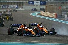 Formel 1, McLaren: Das sind die Baustellen für den Winter