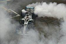 Formel 1 2019: Abu Dhabi GP - Rennen