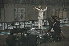 Formel 1, Hamilton: Neuer Punkterekord, aber kein Bestwert