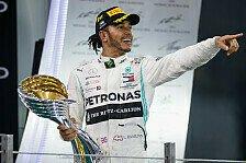 Formel 1, Gerücht: Lewis Hamilton kurz vor 90-Millionen-Vertrag
