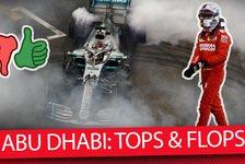 Formel 1 - Video: Formel 1 2019: Tops & Flops aus Abu Dhabi