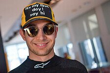 Formel 1 - Video: Formel 1, Renault: Frenglish mit Esteban Ocon