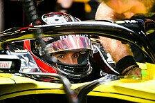 Formel 1, Ocon nach Comeback: Renault passt besser als Mercedes