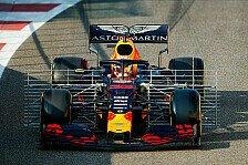 Formel 1 2019: Pirelli Reifen-Test in Abu Dhabi - Technik