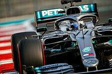 Formel 1 2019: Pirelli Reifen-Test in Abu Dhabi - Dienstag