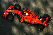Formel 1 2020, Italien-Bericht: Neuer Ferrari besteht Crashtest