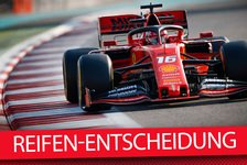 Formel 1 - Video: Formel 1: Welche Pirelli-Reifen werden 2020 gefahren?