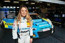 Mehr Sportwagen - Video: Carrie Schreiner neue Schaeffler-Markenbotschafterin