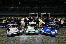 DTM: BMW verstärkt sich mit Bergers Ex-Ingenieur Leschuitta