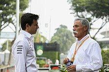 Formel 1: Ferrari würde sich gegen F1-Boss Wolff sperren