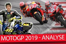 MotoGP - Video: MotoGP: Die Saison 2019 analysiert - Hersteller für Hersteller