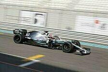 18-Zoll-Reifen in der Formel 1: Alle Pirelli-Tests im Überblick