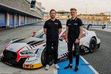 DTM 2020: Audi-Kundenteam WRT präsentiert neues Fahrer-Duo