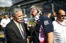 Formel 1, Racing Point: Teamführung kritisiert Regeln für 2021