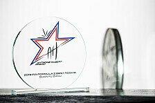 Formel 2 führt Anthoine Hubert Award für besten Rookie ein