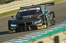 DTM - Video: Robert Kubica: DTM-Test in Jerez mit BMW - Fahraufnahmen