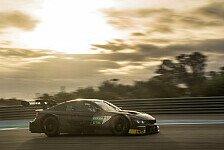 Robert Kubica: DTM-Testfahrten mit BMW in Jerez