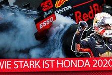 Formel 1 - Video: Formel 1 Q&A: Wie stark wird Honda 2020?