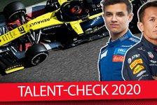 Formel 1 - Video: Formel 1 2020: Der ultimative Talent-Check