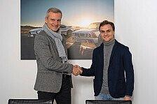 BMW holt Lucas Auer in die DTM zurück