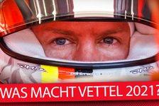 Formel 1 - Video: Formel 1 Q&A: Bleiben Vettel & Hamilton 2021 in der F1?
