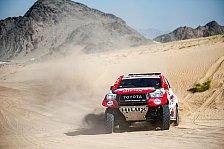 Dakar 2020, Favoriten: Duell zwischen Toyota und Mini