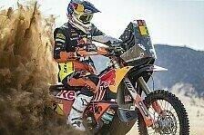 Dakar - Video: Rallye Dakar 2020: Matthias Walkners Fazit nach Tag 2