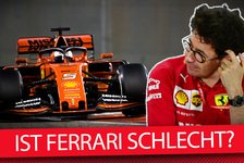 Formel 1 - Video: Formel 1 Q&A: Ist Ferrari schlechter als je zuvor?