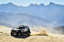 Rallye Dakar 2020 - 1. Etappe von Jeddah nach Al Wajh
