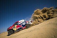 Rallye Dakar 2020: Giniel de Villiers gewinnt die 2. Etappe