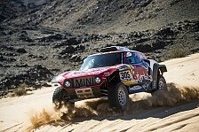 Dakar - Video: Rallye Dakar 2020: Highlights der 1. Auto-Etappe