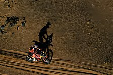 Dakar - Video: Rallye Dakar 2020: Highlights der 1. Motorrad-Etappe