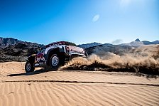 Dakar - Video: Rallye Dakar 2020: Highlights der 2. Auto-Etappe