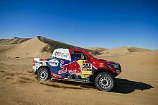 Rallye Dakar 2020 - 2. Etappe von Al Wajh - Neom