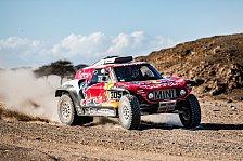 Rallye Dakar 2020: Carlos Sainz Senior feiert 33. Etappensieg