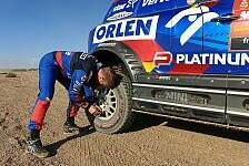 Dakar - Video: Rallye Dakar 2020: Tiefschlag für Timo Gottschalk an Tag 1