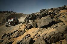 Dakar - Video: Rallye Dakar 2020: Markus Walchers Fazit nach der ersten Etappe
