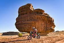 Rallye Dakar 2020: Price siegt in 5. Etappe, Sunderland crasht