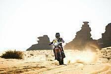 Rallye Dakar 2020 - 3. Etappe von Neom nach Neom