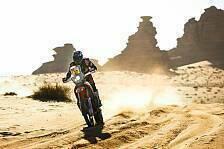 Rallye Dakar 2020: Cornejo erbt Sunderland-Sieg auf 4. Etappe