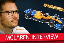 Formel 1 - Video: Formel 1 2020: Interview mit McLaren-Teamchef Andreas Seidl