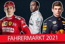 Formel 1 - Video: Folgen für den Formel-1-Fahrermarkt 2021: Wer wechselt wohin?
