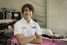 BWT Mücke Motorsport startet mit Erick Zuniga in zwei F4-Serien